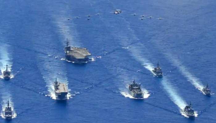 China को सबक सिखाने के लिए भारत का बड़ा प्लान, SCS में उसके दुश्मन देश के साथ करेगा युद्धाभ्यास
