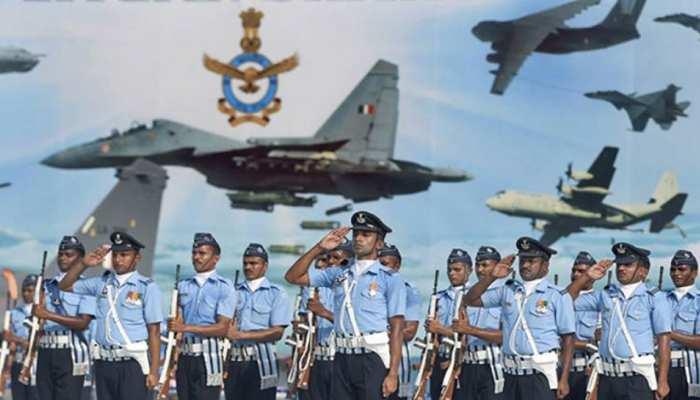 इंडियन एयरफोर्स 235 पदों पर भर्ती के लिए रजिस्ट्रेशन की डेट बढ़ी, ऐसे करें अप्लाई