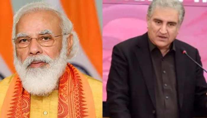 PAK ने फिर दिखाया अपना रंग, शाह महमूद कुरैशी ने भारत के लिए कह दी ऐसी बात
