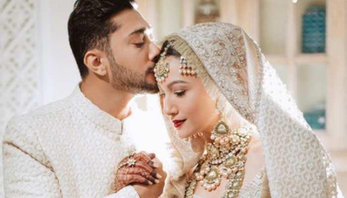 gauhar khan husband zaid darbar gauhar khan and zaid darbar marriage