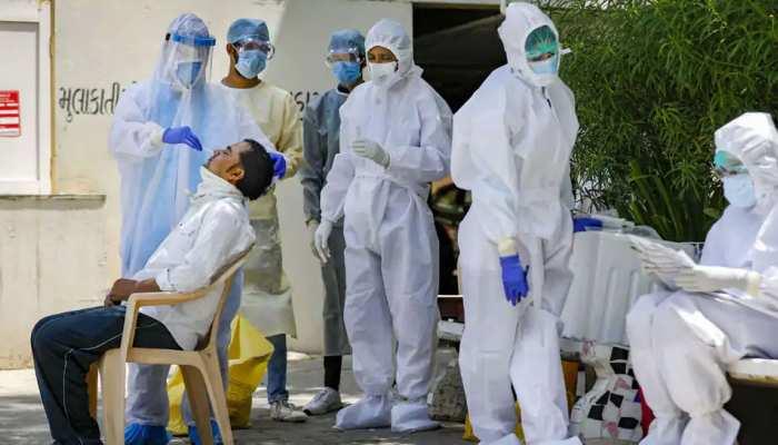 देश में Corona संक्रमितों का आंकड़ा एक करोड़ के पार, 24 घंटे में 22 हजार नए मामले