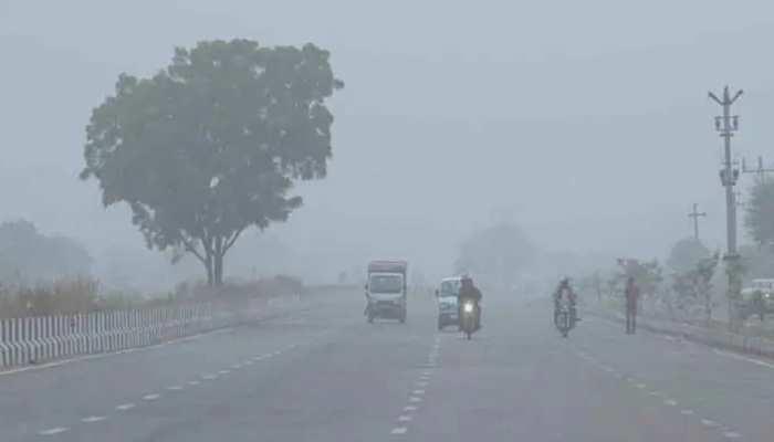 दिल्ली-NCR में शीतलहर जारी, जल्द मिल सकती है राहत