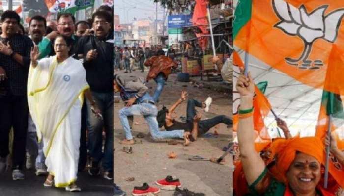 Battle of Bengal: खिसियाई ममता दीदी, गुंडाराज पर आई..!