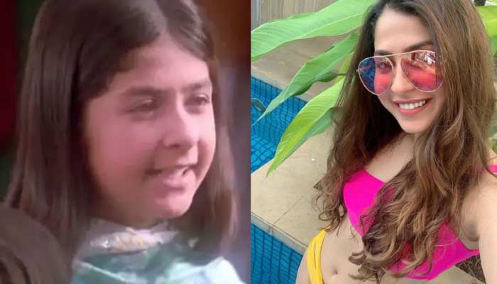 Remember who played Kareena Kapoor's younger version in K3G? Malvika Raaj aka Poo She's glam now