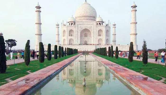 अब रोजाना 15000 पर्यटक कर सकेंगे ताज का दीदार, आगरा किले को निहार सकेंगे 7500