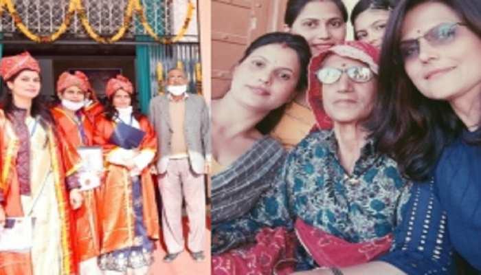 राजस्थान: 3 बहनों ने गांव का नाम किया रौशन, एक साथ मिली Phd की उपाधि