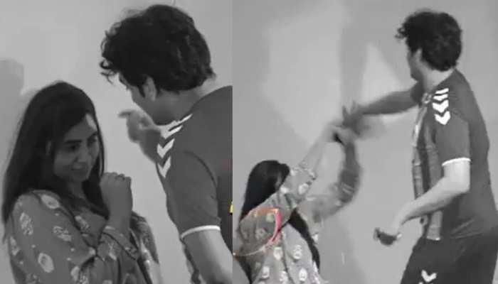 Bigg Boss 14: Vikas Gupta और Arshi Khan के बीच हुआ 'घमासान', आधी रात को एक दूसरे से की मार-पीट