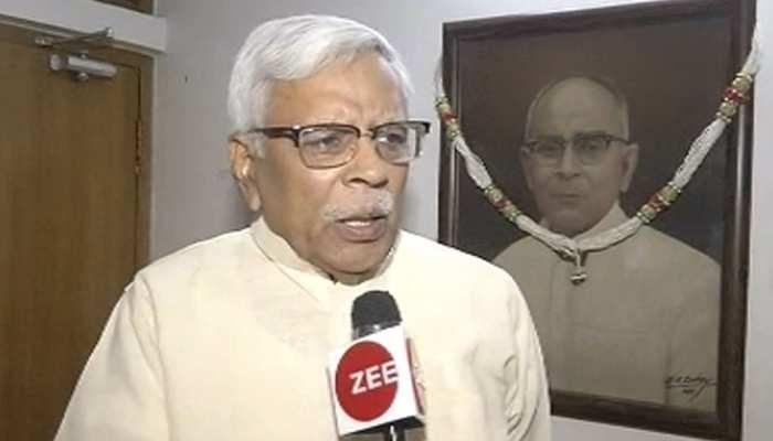 जनता Congress को विकल्प के तौर पर नहीं देख रही: शिवानंद तिवारी