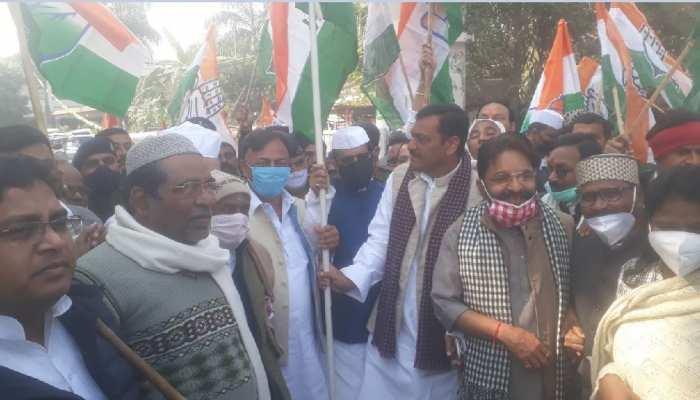 कांग्रेस स्थापना दिवस के मौके पर खुली पार्टी में मतभेद की कलई, नहीं पहुंचे एक भी वरिष्ठ नेता