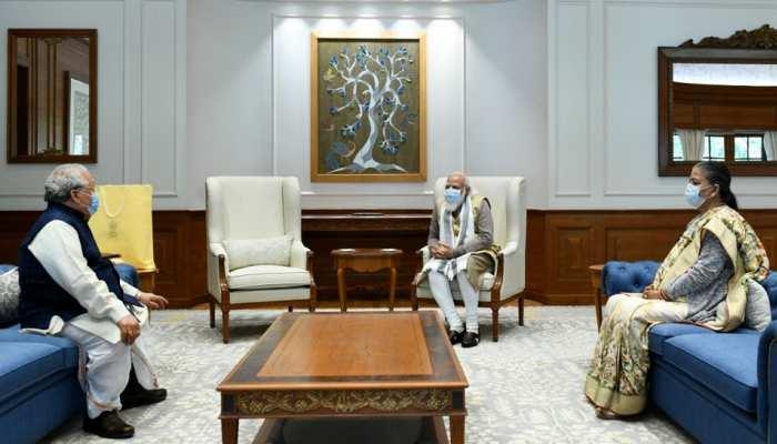 राजस्थान: PM मोदी से मिले राज्यपाल कलराज मिश्रा, कई अहम मुद्दों पर की चर्चा