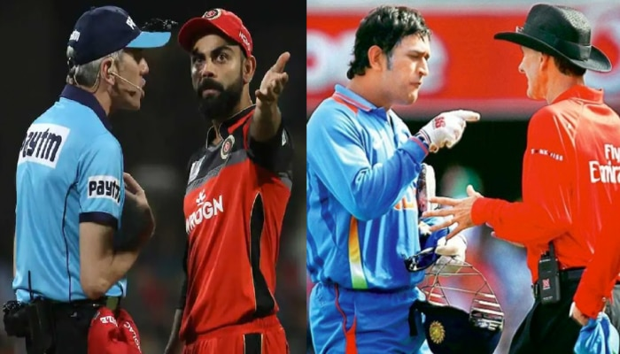 5 Times when team captain had a verbal spat with the umpires