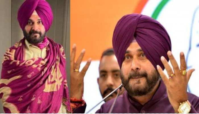 Navjot Singh Sidhu शॉल ओढ़कर आए सुर्खियों में, जानिए उनके विवादित कारनामे
