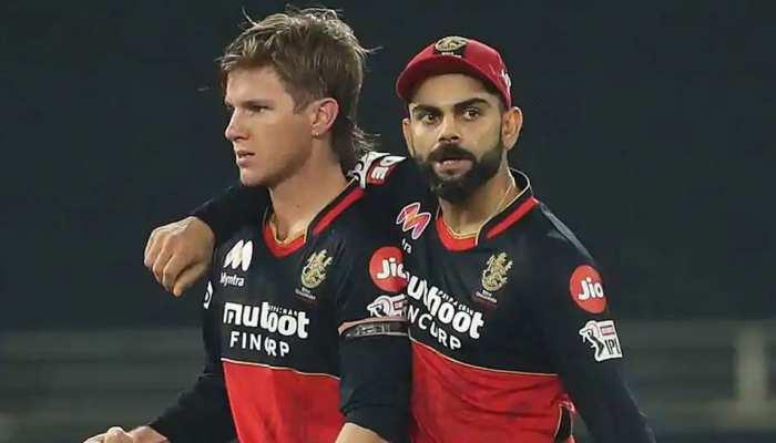 Virat Kohli के साथ IPL खेल चुके Adam Zampa पर लगा एक BBL मैच का बैन