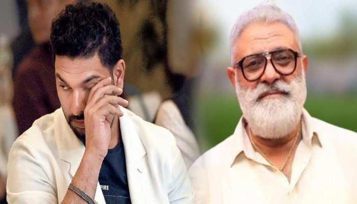 BCCI के फैसले से परेशान Yuvraj Singh, पिता Yograj Singh ने निकाली भड़ास