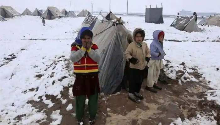 Afghanistan's children shudder in harsh winter amid rising ferocity in country