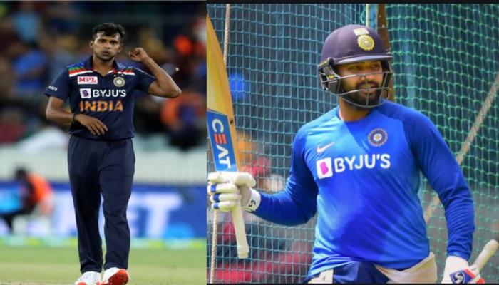 IND vs AUS: Rohit Sharma दो टेस्ट के लिए बने उपकप्तान, Umesh yadav की जगह T Natarajan टीम में शामिल