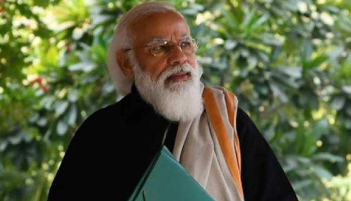 PM Modi ने कविता के जरिए किया साल 2021 का स्वागत, लिखा- 'अभी तो सूरज उगा है'