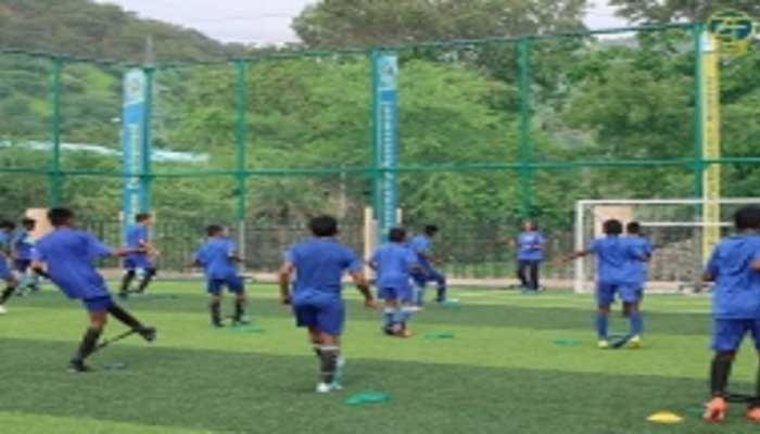 जयपुर: जिंक फुटबाल अकादमी ने जीती फुस्टाल चैम्पियनशिप, कोच ने कहा...