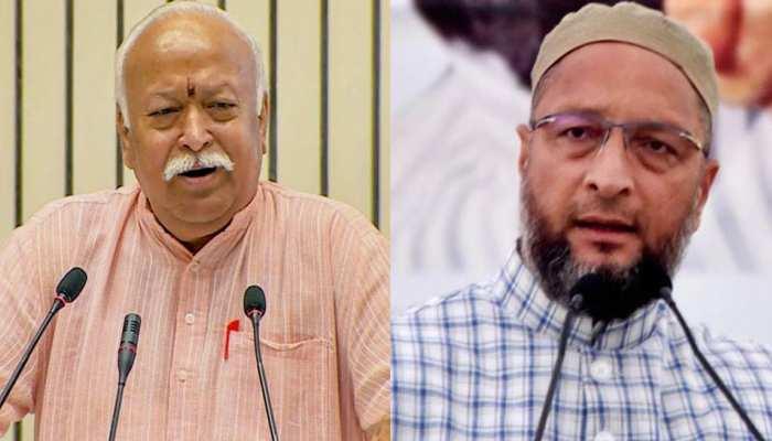 Asaduddin Owaisi ने Mohan Bhagwat के बयान पर जताई आपत्ति, पूछा- 'क्यों बांट रहे सर्टिफिकेट'