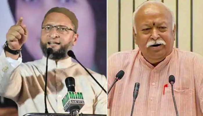 मोहन भागवत के बयान पर बोले असदुद्दीन ओवैसी- क्यों बांट रहे सर्टिफिकेट?