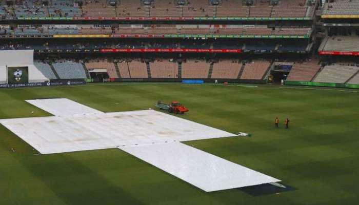 IND vs AUS: Melbourne में बारिश,  Team India के Practice Session पर लगा ब्रेक
