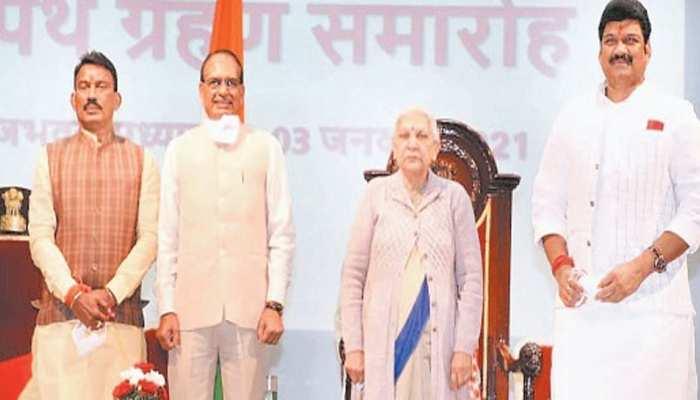 सिलावट-राजपूत बने मिनिस्टर, अब कुल 11 मंत्रियों के साथ शिवराज सरकार में बढ़ा सिंधिया का कद