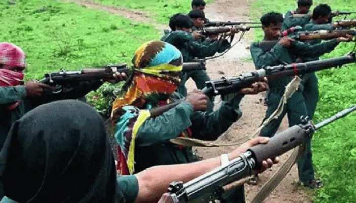 झारखंड का संदिग्ध Naxali गुजरात में गिरफ्तार, लंबे समय से थी तलाश