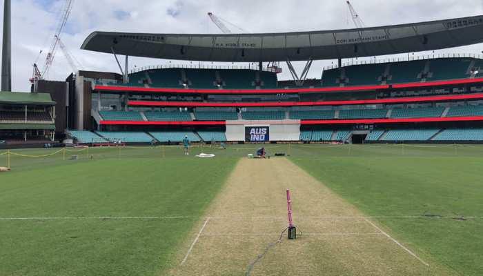 IND vs AUS Sydney Test: मैच के लिए तैयार किया गया हार्ड विकेट, पिच पर घास भी होगी