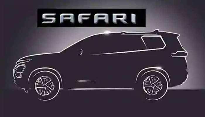 फिर से कर सकेंगे Safari की सवारी, टाटा मोटर्स ने किया बड़ा ऐलान
