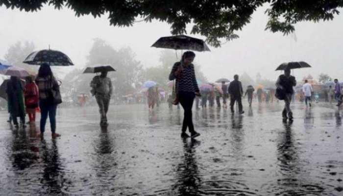 अगले 24 घंटे में मध्य प्रदेश के इन 8 जिलों में बारिश का अलर्ट, 5 जगह रहेगा घना कोहरा