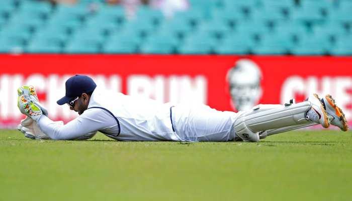IND vs AUS Sydney Test: Rishabh Pant ने छोड़े 2 कैच, सोशल मीडिया पर फूटा फैंस का गुस्सा