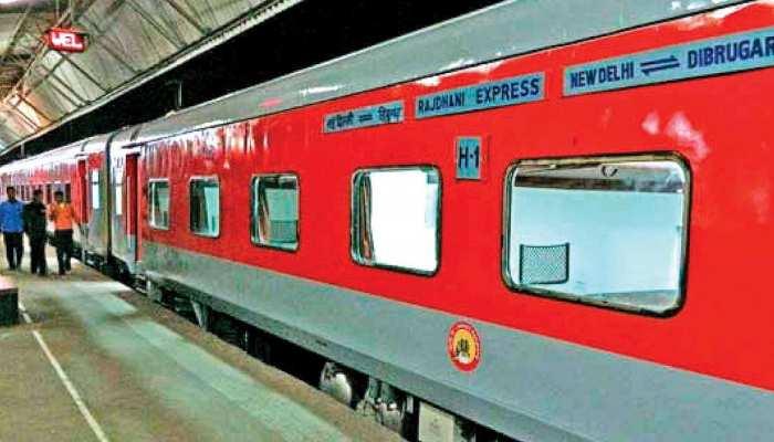 Mumbai Rajdhani Express अब आधे घंटे पहले पहुंचेगी, दिल्ली से मुंबई जाने वाले यात्रियों को Indian Railway का तोहफा