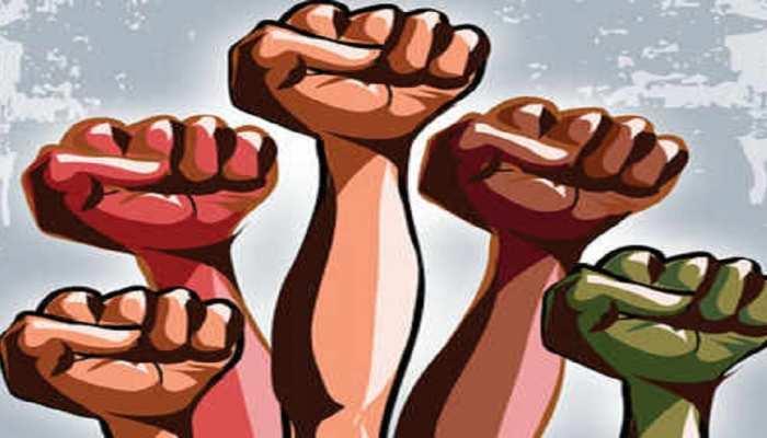बिहार: किसानों का अनिश्चितकालीन धरना दूसरे दिन भी जारी, कहा...