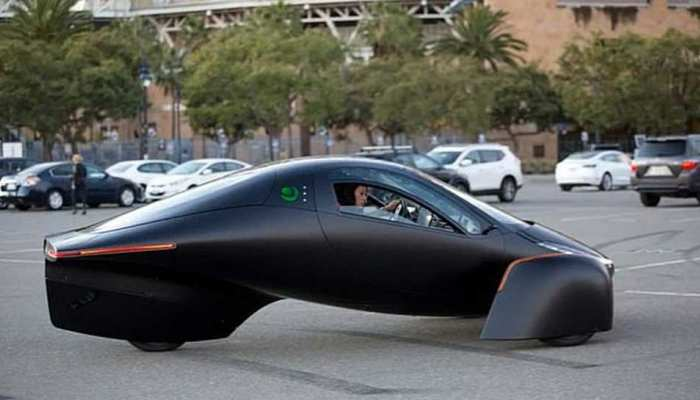 Aptera Paradigm ने लॉन्च की अनोखी कार, न चार्जिंग की झंझट और न पेट्रोल की जरूरत