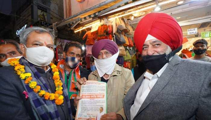 दिल्ली BJP ने AAP के खिलाफ खोला मोर्चा, 750 जगहों पर चलाया Signature अभियान