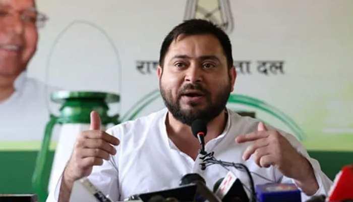 Tejashwi Yadav के बयान पर सियासत तेज, BJP बोली-गलतफहमी में हैं RJD नेता