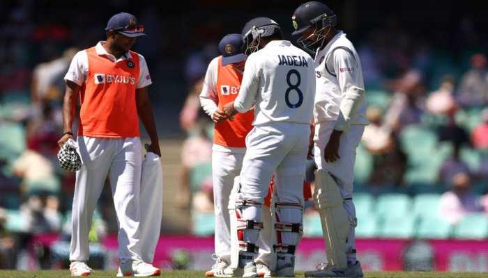 IND vs AUS Sydney Test: Team India को दोहरा झटका,  Rishabh Pant के बाद Ravindra Jadeja भी हुए चोटिल