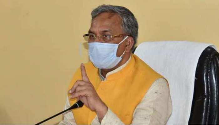 मुख्यमंत्री त्रिवेंद्र रावत का निर्देश, कोविड-19 वैक्सीनेशन के लिए किए जाएं पुख्ता इंतजाम