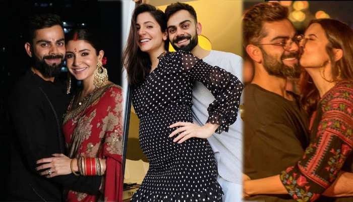 Anushka Sharma, Virat Kohli, Virushka, Romantic pics