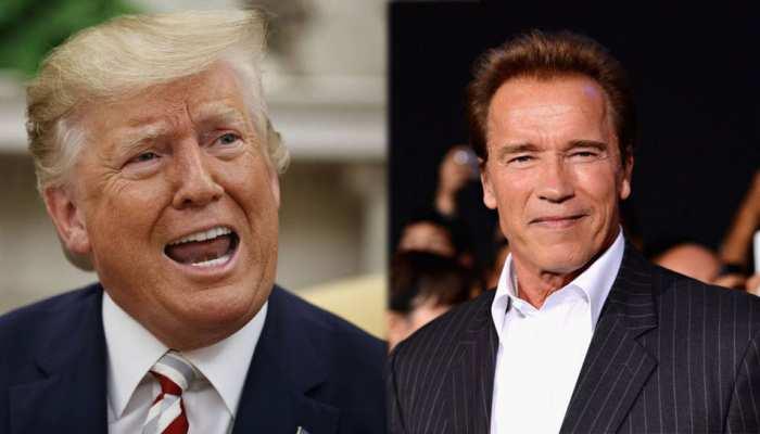 Arnold Schwarzenegger ने दिया ऐसा बयान, सुनकर नाराज हो सकते हैं Donald Trump