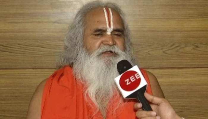 रामविलास वेदांती ने मुख्तार अंसारी को बताया आतंकवादी, कांग्रेस पर लगाए गंभीर आरोप