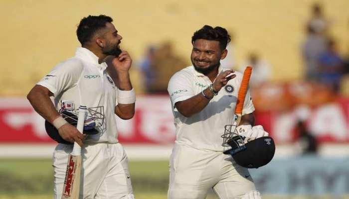 ICC Test Ranking: Steve Smith ने Virat Kohli को पछाड़ा, Rishabh Pant ने लगाई 19 अंकों की लंबी छलांग