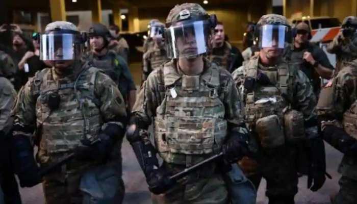 ट्रंप ने वॉशिंगटन में लगाई इमरजेंसी, जो बाइडेन के शपथ ग्रहण समारोह में हिंसा खतरा