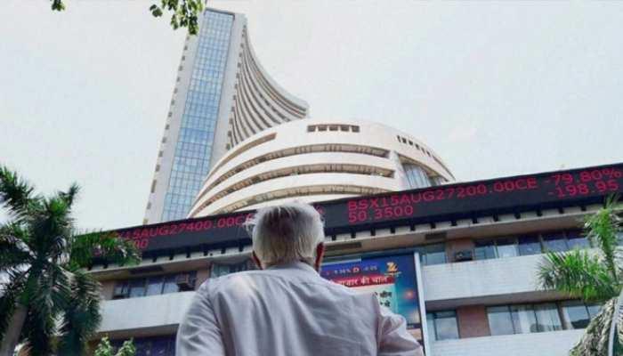 Indian Share Markets: आज फिर नई ऊंचाई पर पहुंचा बाजार, 50,000 की ओर बढ़ा Sensex