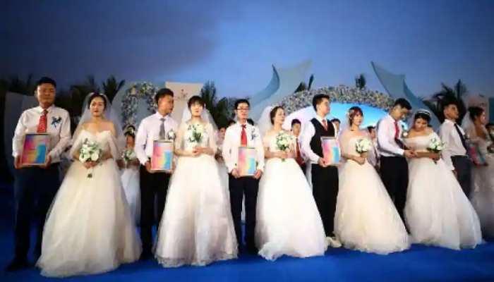 Corona के लगातार बढ़ते मामलों से China के उड़े होश, शादियों पर लगाया प्रतिबंध, चार शहरों में Lockdown