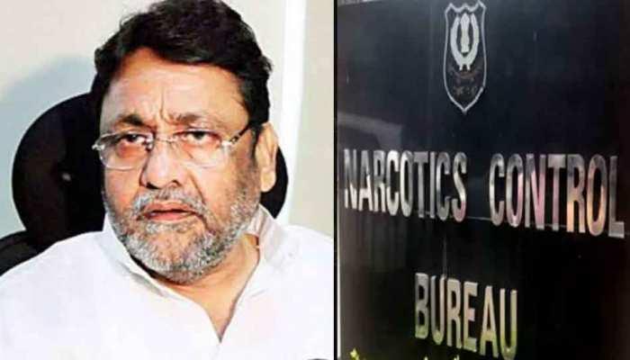 ड्रग्स मामले में NCB की बड़ी कार्रवाई, महाराष्ट्र के मंत्री नवाब मलिक का दामाद गिरफ्तार