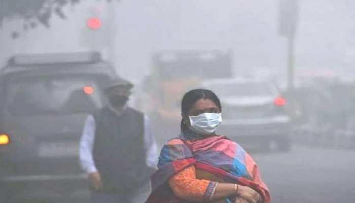 ग्रेटर नोएडा देश का सबसे प्रदूषित शहर, 424 अंक दर्ज किया गया AQI