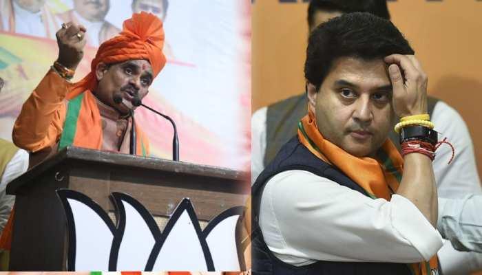 वीडी शर्मा ने नई टीम को दिया 'आत्मनिर्भर BJP' का टारगेट, सिंधिया समर्थकों को जगह नहीं मिलने पर तोड़ी चुप्पी
