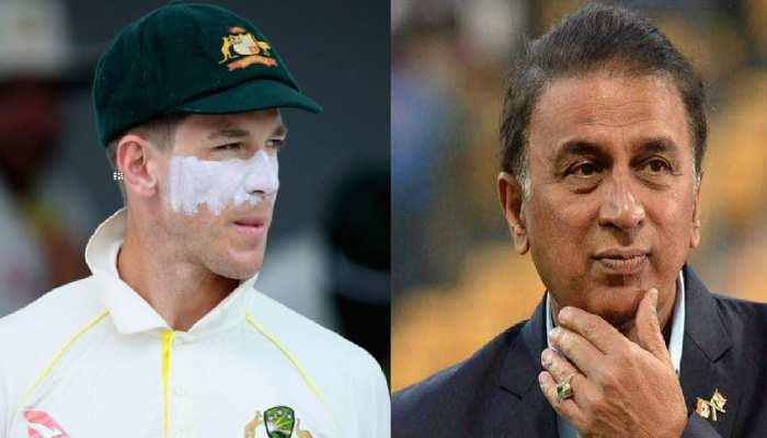IND VS AUS: Sunil Gavaskar के बयान पर बोले Tim Paine, दोनों दिग्गजों में छिड़ा युद्ध