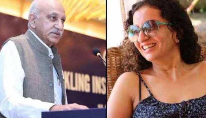 #MeToo: Priya Ramani को मुझ पर यौन उत्पीड़न का आरोप लगाने का कोई हक नहीं, बोले- M J Akbar